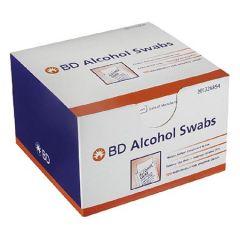 BD ALCOHOL SWABS 100S