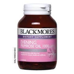 BLACKMORES EVENING PRIMROSE OIL 1000MG CAPSULE 60S