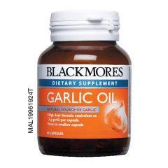 BLACKMORES GARLIC OIL CAPSULE 90S