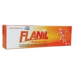FLANIL ANALGESIC CREAM 60G