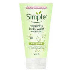 SIMPLE REFR FACIAL WASH GEL 150ML