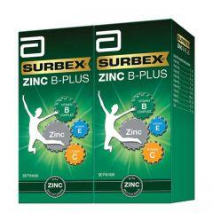 SURBEX-750 ZINC 60S X 2