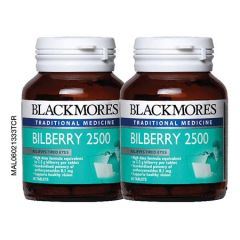 BLACKMORES BILBERRY 2500 TABLET 60S X 2