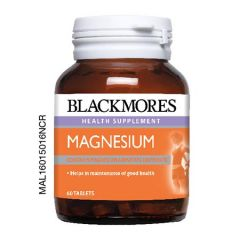BLACKMORES MAGNESIUM TABLET 60S