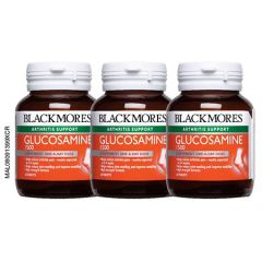 BLACKMORES GLUCOSAMINE 1500MG TABLET 30S X 3