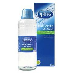 OPTREX MULTI ACTION EYE WASH 300ML