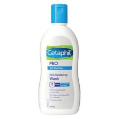 CETAPHIL PRO AD DERMA SKIN RESTORING BODY WASH 295ML