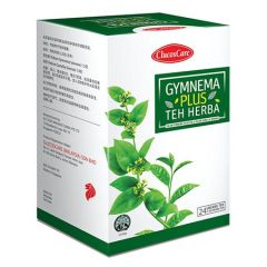 CLUCOSCARE GYMNEMA PLUS TEA SACHET 2.5G X 24S