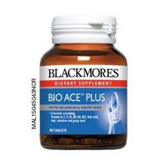BLACKMORES BIO ACE PLUS TABLET 30S