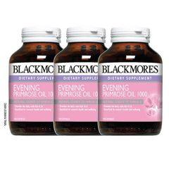 BLACKMORES EVENING PRIMROSE OIL 1000MG CAPSULE 100S X 3