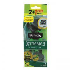SCHK XTREME 3 DISPOSABLE 2+1 1S
