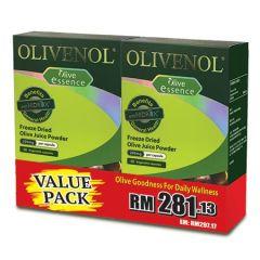 OLIVENOL OLIVE ESSENCE CAPSULES 60CX2