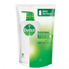 DETTOL SHOWER GEL ORIGINAL REFILL 900ML