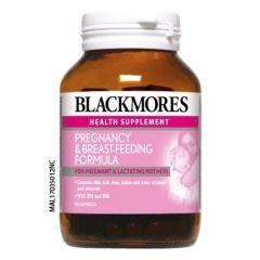 BLACKMORES PREGNANCY & BREAST-FEEDING FORMULA CAPSULE 60S