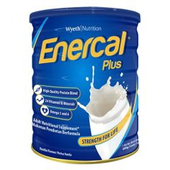 ENERCAL PLUS COMPLETE NUTRITION MILK 400G