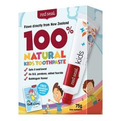 RED SEAL KIDS TOOTHPASTE 75G + G