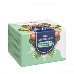 NATURESENTIALS SUPER7FOOD REJUVENATE & FIRMING FACE SLEEPING MASK 50ML