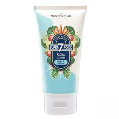NATURESENTIALS SUPER7FOOD GENTLE & SOOTHING FACIAL CLEANSER 120ML