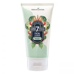 NATURESENTIALS SUPER7FOOD REJUVENATE & FIRMING FACIAL CLEANSER 120ML