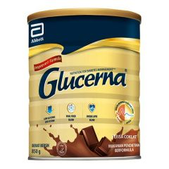 GLUCERNA TRIPLE CARE NUTRITION CHOCOLATE 850G