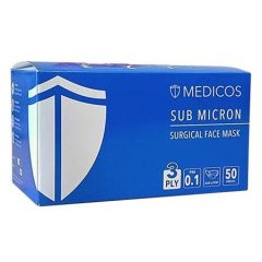 MEDICOS 3PLY MASK 50S (NEW)