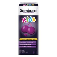 SAMBUCOL KIDS BLACK ELDERBERRY 250ML