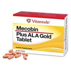 VITAMODE MECOBIN PLUS ALA GOLD TABLET 10S X 3