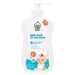 CHOMEL BABY HEAD-TOE WASH 500ML