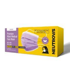 NEUTROVIS PREMIUM HIJAB MEDICAL FACE MASK (EXTRA SOFT - FOR SENSITIVE SKIN) 50S