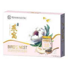 KINOHIMITSU BIRD NEST WITH SNOW LOTUS & CHIA SEED 6S