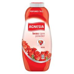 Agnesia Antiseptic Dusting Powder Rose 100G