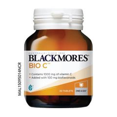BLACKMORES BIO C 1000MG TABLET 30S