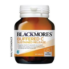 BLACKMORES BUFFERED C TABLET 30S