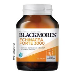 BLACKMORES ECHINACEA FORTE 3000 TABLET 120S