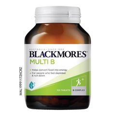 BLACKMORES MULTI B TABLET 120S