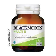 BLACKMORES MULTI B TABLET 30S