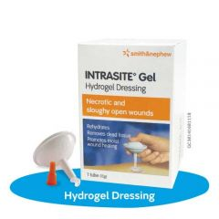 SMITH & NEPHEW INTRASITE GEL HYDROGEL WOUND DRESSING 15G