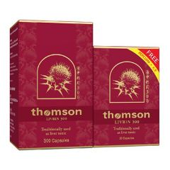 THOMSON LIVRIN 300MG 300S + 30S