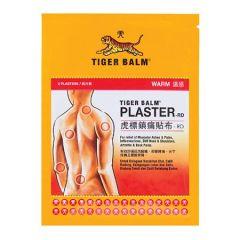 TIGER BALM MED PLASTER WARM LARGE 2S