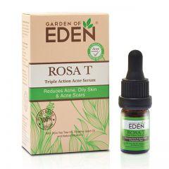 GARDEN OF EDEN ROSA T TRIPLE ACTION ACNE SERUM 5ML