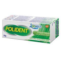 POLIDENT DENTURE ADHESIVE CREAM 20G