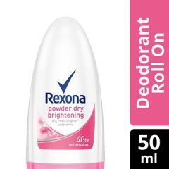 REXONA WOMEN DEODORANT ROLL ON POWDER DRY 40ML