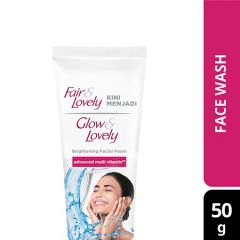 GLOW & LOVELY ADVANCED MULTIVITAMIN BRIGHTENING FACIAL FOAM 50G