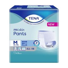 TENA PANTS PLUS CONFIOFIT M 9S