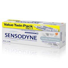 SENSODYNE GENTLE WHITENING 100G X 2