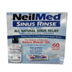 NEILMED SINUS RINSE REGULAR KIT