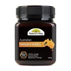 NATURES WAY AUSTRALIAN MANUKA HONEY MGO 500 + 250G