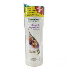 HIMALAYA PROTEIN DRY & DAMAGED HAIR REPAIR & REGENARATION SHAMPOO 400ML X 2