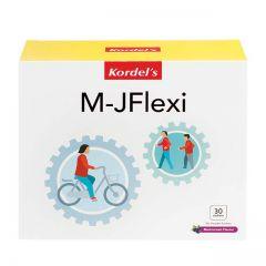 KORDELS M-JFLEXI FOR JOINT HEALTH SACHET 30S