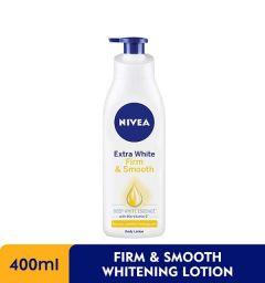 NIVEA EXTRA WHITE FIRM & SMOOTH 400ML